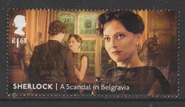 GB 2020 Sherlock Holmes £1.68 Multicoloured SG 4415 ** MNH - Nuevos