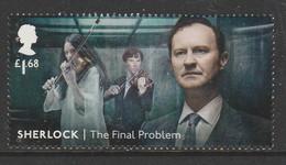 GB 2020 Sherlock Holmes £1.68 Multicoloured SG 4416 ** MNH - Nuevos