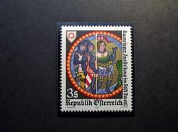 Österreich - Austriche - Austria  - 1981 - N° - 1670 - Postfrisch -  MNH  -    Kuenringer Ausstellung Im Stift Zwettl - 1981-90 Unused Stamps