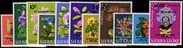 Sierra Leone 1965 Churchill And Margai Unmounted Mint. - Sierra Leone (1961-...)