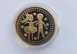 BULGARIA PROOF UNC COINS CU-NI  TIRAGE  99 291  1985 - Bulgarie