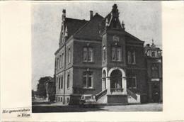 CPA AK Het Gemeentehuis In Elten NETHERLANDS (713538) - Otros