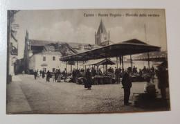 Cuneo Piazza Virginio - Mercato Della Verdura - Cuneo