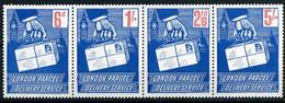 Great-Britain - London Parcel Service - MNH - Ortsausgaben