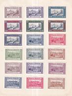 Austria German Österreich 1913 Poster Stamps Vignette Group SCHOOL CHARITY - Neufs