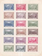 Austria German Österreich 1913 Poster Stamps Vignette Group SCHOOL CHARITY - Nuevos