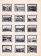 Austria German Österreich 1913 Poster Stamps Vignette Group STUDENTS HOSTEL - Neufs