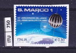 ITALIA REPUBBLICA     2014, San Marco, Usato - 2011-...: Used