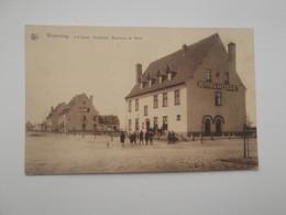 """WINTERSLAG: Hôtel """"De Liège"""" - Cité Ouest - Boulevard Du Nord - Altri"""