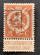 PREO 2378A TOURNAI 1914 DOORNIJK - Rollini 1910-19