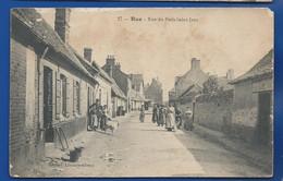 RUE    Rue Du Petit Saint-Jean    Animées  écrite En  1916 - Rue