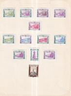 Austria German Österreich 1913 Poster Stamps Vignette Group  NORDMARK - Nuevos