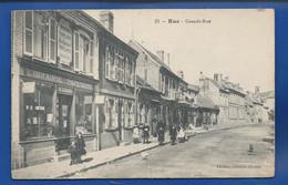 RUE    Grande Rue   Animées  écrite En  1916 - Rue