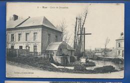 RUE   Croix De Jérusalem  écrite En  1916 - Rue