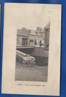 RUE     Pont Sur  La Maye   Animées    écrite En  1916 - Rue