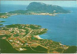 Baia Caddinas (Olbia) Golfo Aranci, Veduta Aerea, Aerial View, Vue Aerienne, Luftansicht - Olbia