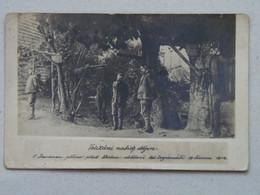 10534 Casa Gnes Bortolotto Davanzo San Dona Di Piave 19. Jun 1918 Legionari Cechi Impiccati Davanti Alla Scuola - Otras Ciudades