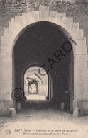 Carte Postale/Postkaart - DIEST - Schaffense Poort - Porte De Schaffen - Binnenzicht  (A288) - Diest
