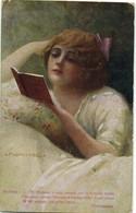 PC CPA C. MONESTIER ARTIST SIGNED OH ROMEO! IL MIO AMORE   (b26594) - Monestier, C.