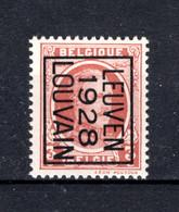 PRE169B MNH** 1928 - LEUVEN 1928 LOUVAIN - Typo Precancels 1922-31 (Houyoux)