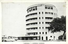 PC CPA MOZAMBIQUE LOURENCO MARQUES GIRASSOL   REAL PHOTO Postcard (b26744) - Mozambique