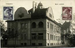 PC CPA ROMANIA, TIMISOARA, VILA SZANA, Vintage Postcard (b27482) - Romania