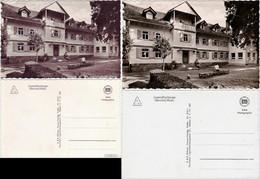 Ansichtskarte Gersfeld (Rhön) Jugendherberge 1965 - Unclassified