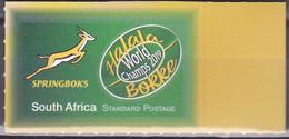 Zuid Afrika 2020, Postfris MNH, Halala Bokke, Rugby - Unused Stamps