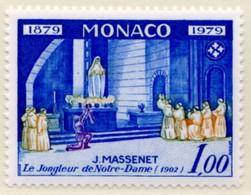 ":-) MONACO 1979 YT N°1175 NEUF** "" Centenaire De L'inauguration De La Salle Garnier De Monte-Carlo (I) Le Jongleur "" - Unused Stamps"