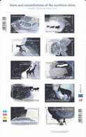 Zuid Afrika 2020, Postfris MNH, Stars And Constellations Of The Southern Skies - Unused Stamps