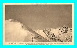 A748 / 119 73 - Skieurs Sur Aretes De Bellard - Chaine De Belledonne - Sonstige Gemeinden