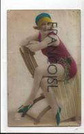 Photographie. Jeune Femme En Maillot - Women