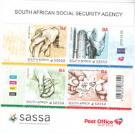 Zuid Afrika 2020, Postfris MNH, South African Social Security Agency - Unused Stamps