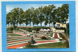 80  . SAINT - VALERY  Sur  SOMME  , Le  Golf  Miniature    .cpsm  10,5 X 15 . - Saint Valery Sur Somme