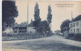 Cpa - 01 - Evieu St Benoit -pas Sur Delc.- Quartier Du Centre - Edi Perrin - Otros Municipios