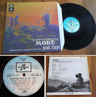 "RARE French LP 33t RPM (12"") BOF OST PINK FLOYD (Near MINT ! 1974) - Rock"