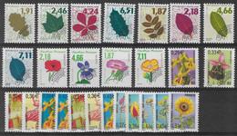 France Préoblitéré Yvert Entre N° 232 Et 257  Neuf ** Sans Charniére 26 Timbres - C. 64.30€ - 1989-2008