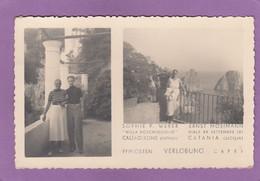 PFINGSTEN,VERLOBUNG,CAPRI UM 1937. - Andere Steden