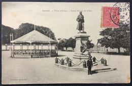 LORIENT.__ Place D'Armes. Statue Dupuy De Lôme - Lorient