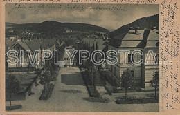AK OLD POSTCARD - BERNDORF STADT KTUPPENSTRASSE - VIAGGIATA PRIMI '900 -  U94 - Berndorf