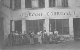 Carte Photo à Identifier - Entreprise J. LEVERT-CORROYEUR - A Identificar
