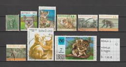 Zoogdieren - Koala - Wereld - 9 Zegels Gestempeld/oblitéré/used - Bears