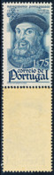 Portugal - 1945 - Portuguese Navigators / Fernão Magalhães - MNH - Unclassified