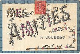 Mes Amitiés De COUDRAY - Très Bon état - Other Municipalities