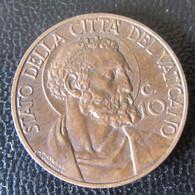 Vatican / Vaticano - Monnaie 10 Centesimi 1932 - Vatican