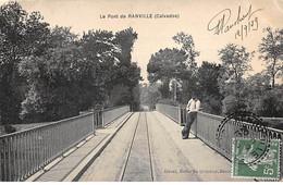 Le Pont De RANVILLE - Très Bon état - Other Municipalities