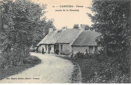 CABOURG - Ferme - Route De La Divette - Très Bon état - Cabourg