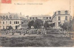 DEAUVILLE - L'Orphelinat Saint Joseph - Très Bon état - Deauville