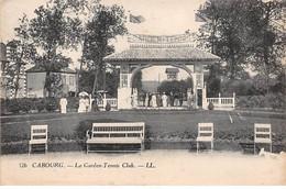 CABOURG - Le Garden Tennis Club - Très Bon état - Cabourg
