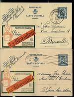 Publibel Obl. N° 472 ( Cubes LE MARMITON ) Décalage Couleurs Avec Une Impression Foncé) Obl 1942 - Variétés/Curios.